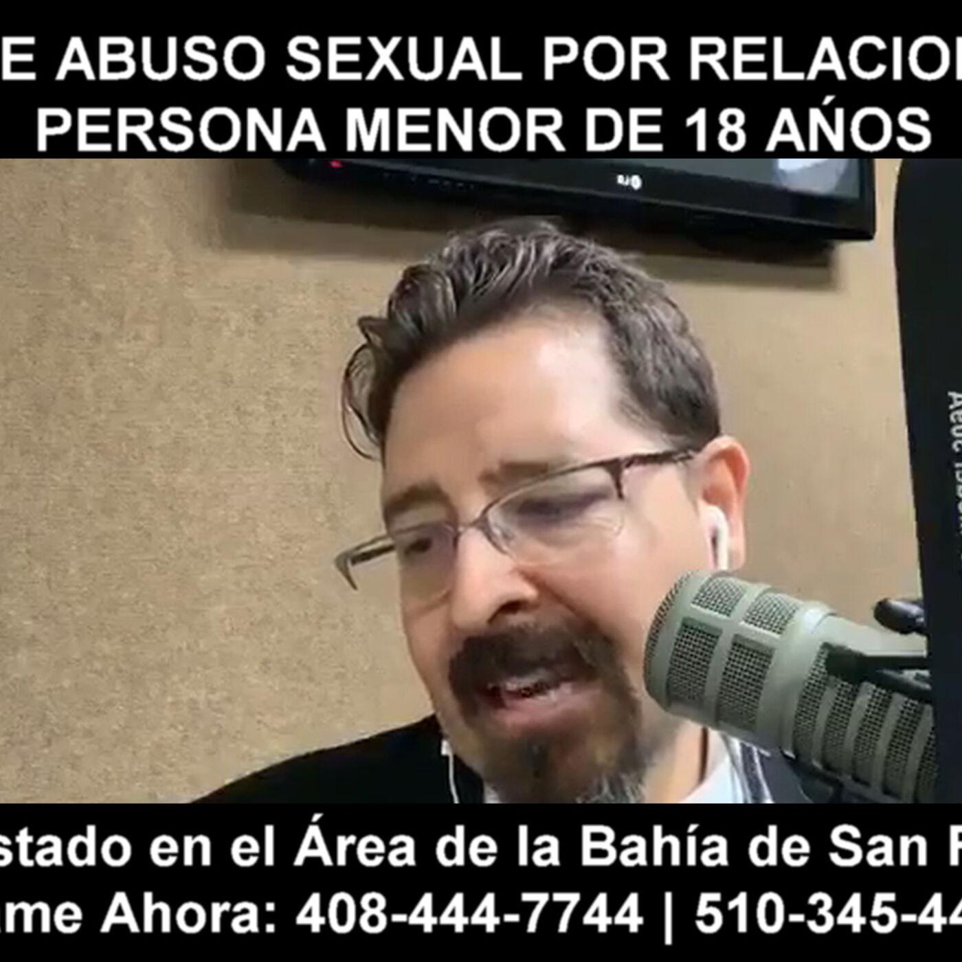 Delito de abuso sexual por relaciones con persona menor de 18 ańos
