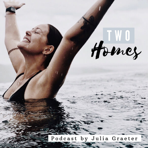 Two Homes Podcast Artwork Image