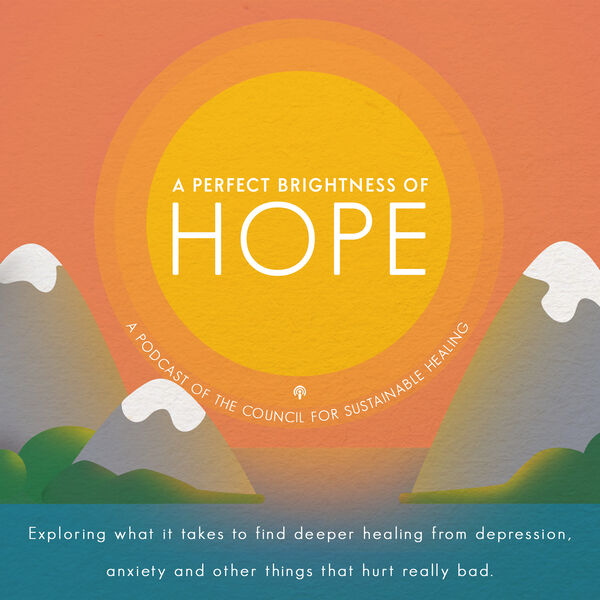 A Perfect Brightness of Hope Podcast Artwork Image