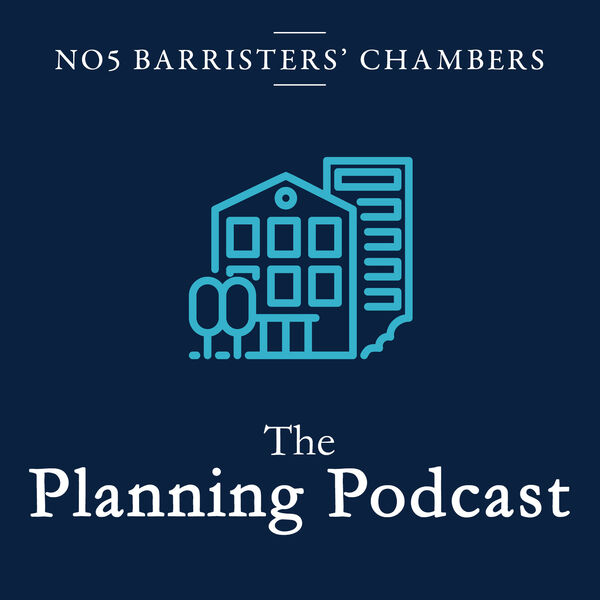 The Planning Podcast Podcast Artwork Image
