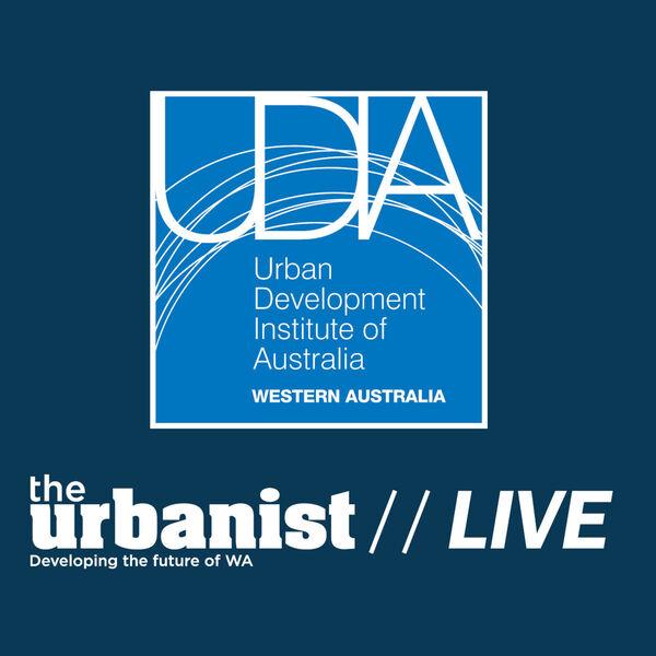 The Urbanist Live Podcast Artwork Image