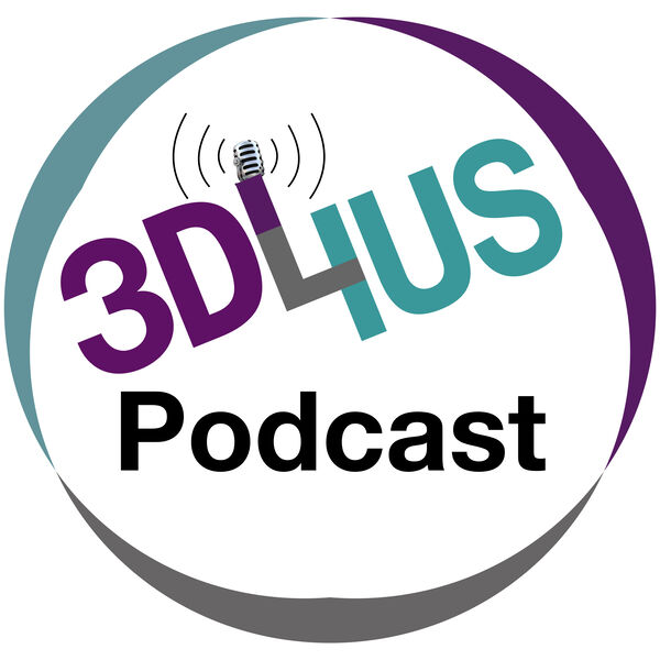 3DL4US Podcast Podcast Artwork Image