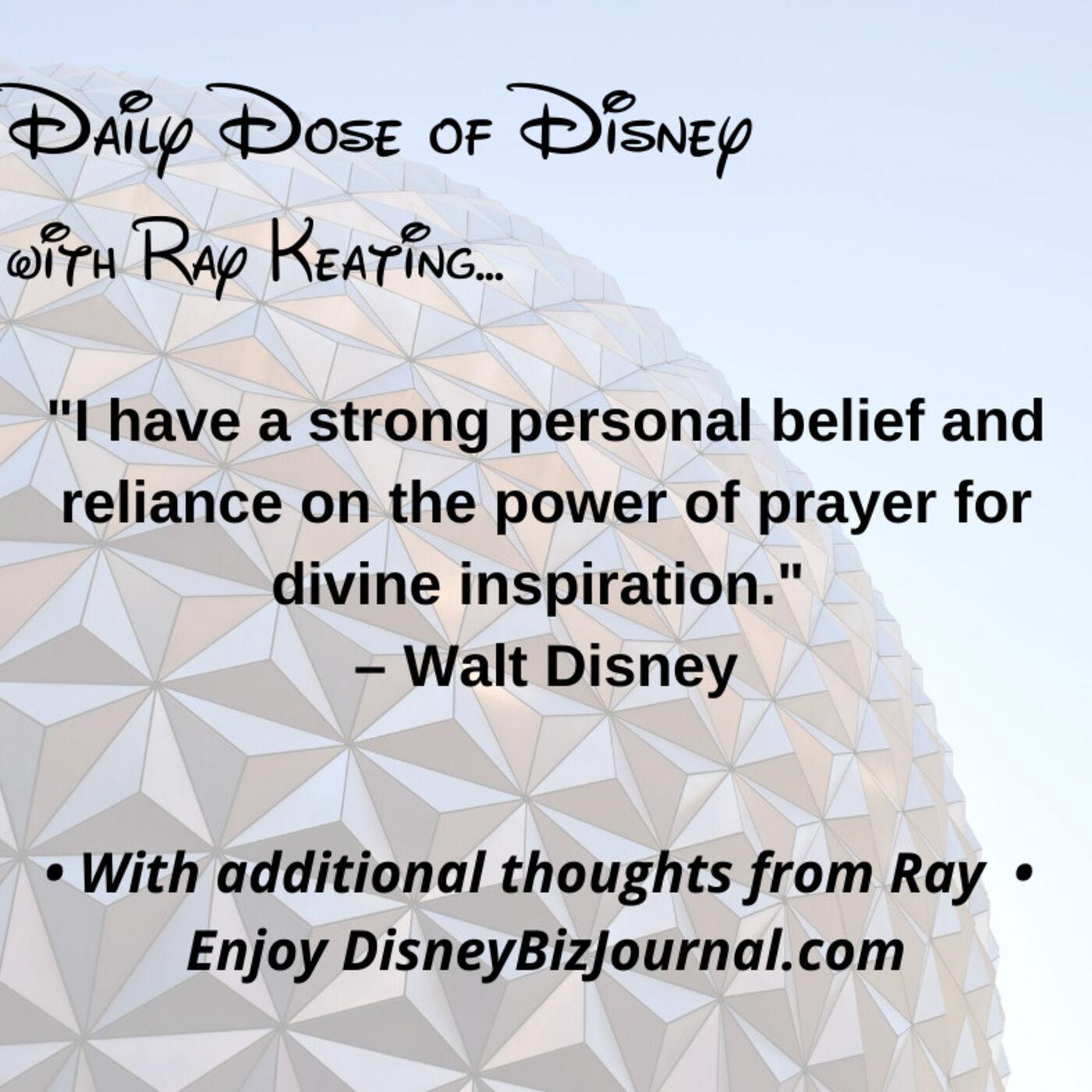 Episode #55: What Inspired Walt Disney?