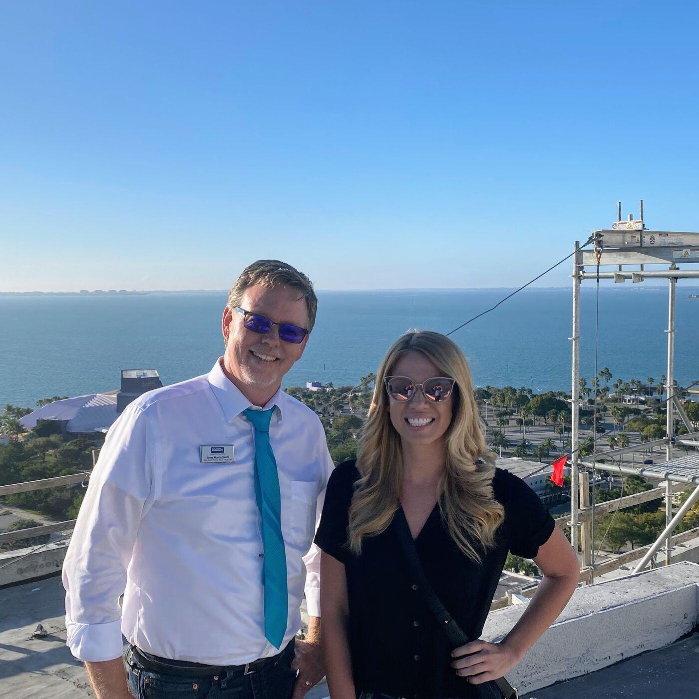 Where should I live in Sarasota Florida, with Nicole Smith