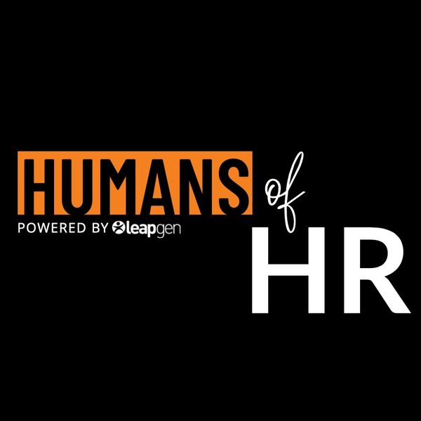 Humans of HR  Podcast Artwork Image