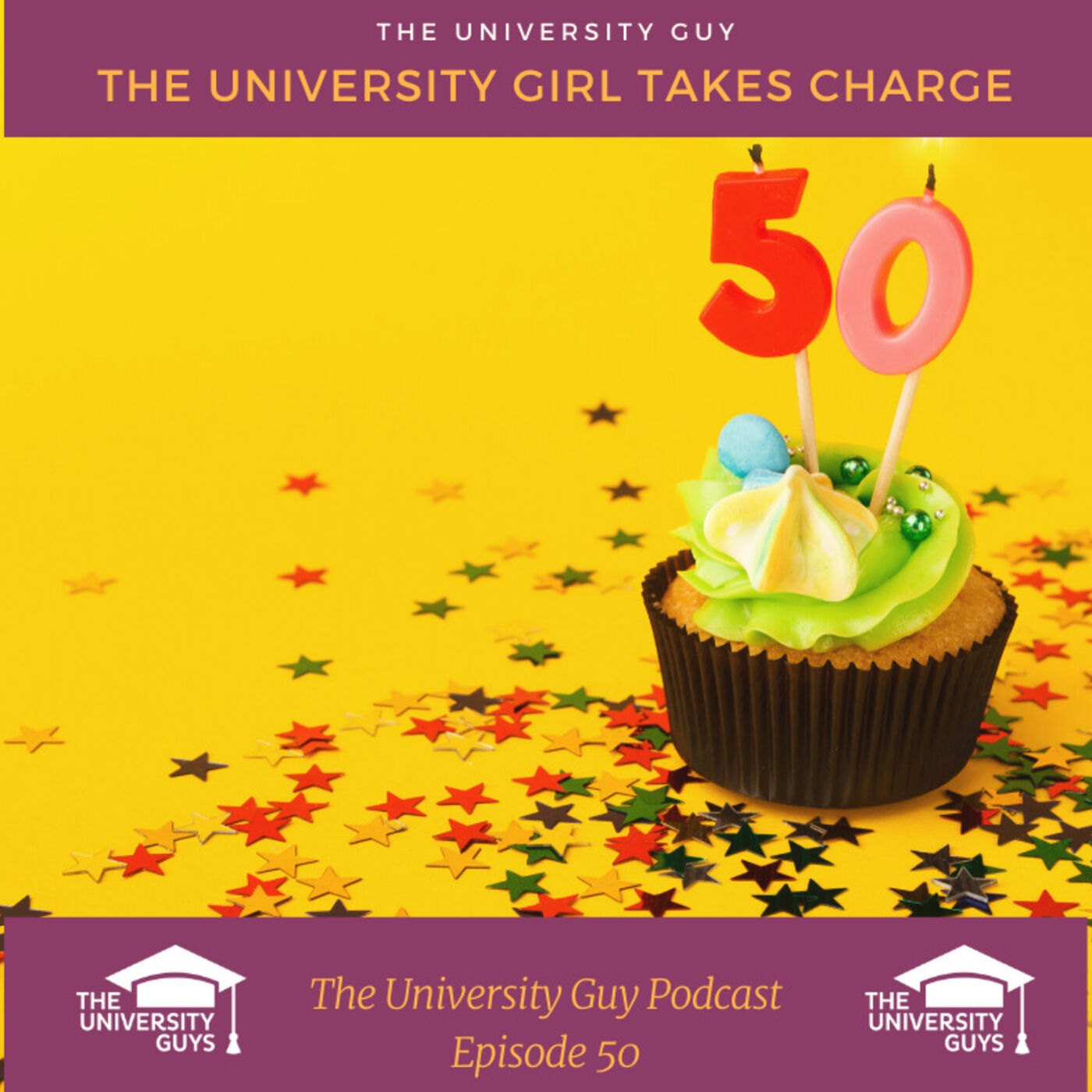 Episode 50: The University Girl Takes Charge