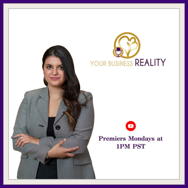 Your Business Reality with CB  Podcast Artwork Image