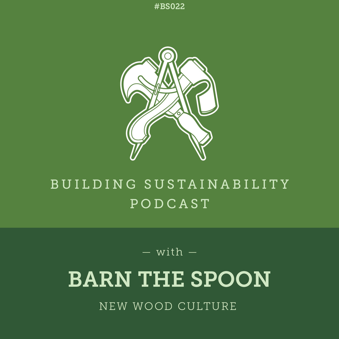 New Wood Culture - Barn the Spoon - BS022