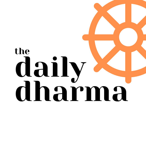 The Daily Dharma Podcast Artwork Image