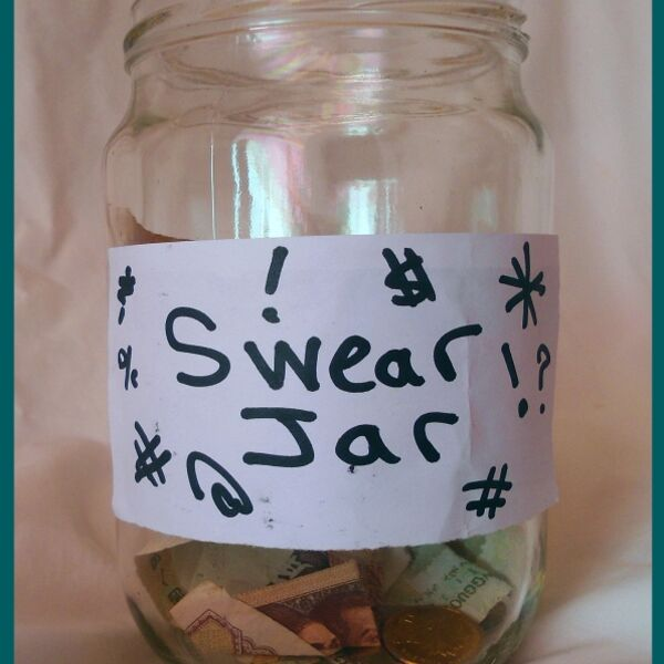 The Swear Jar Podcast Artwork Image