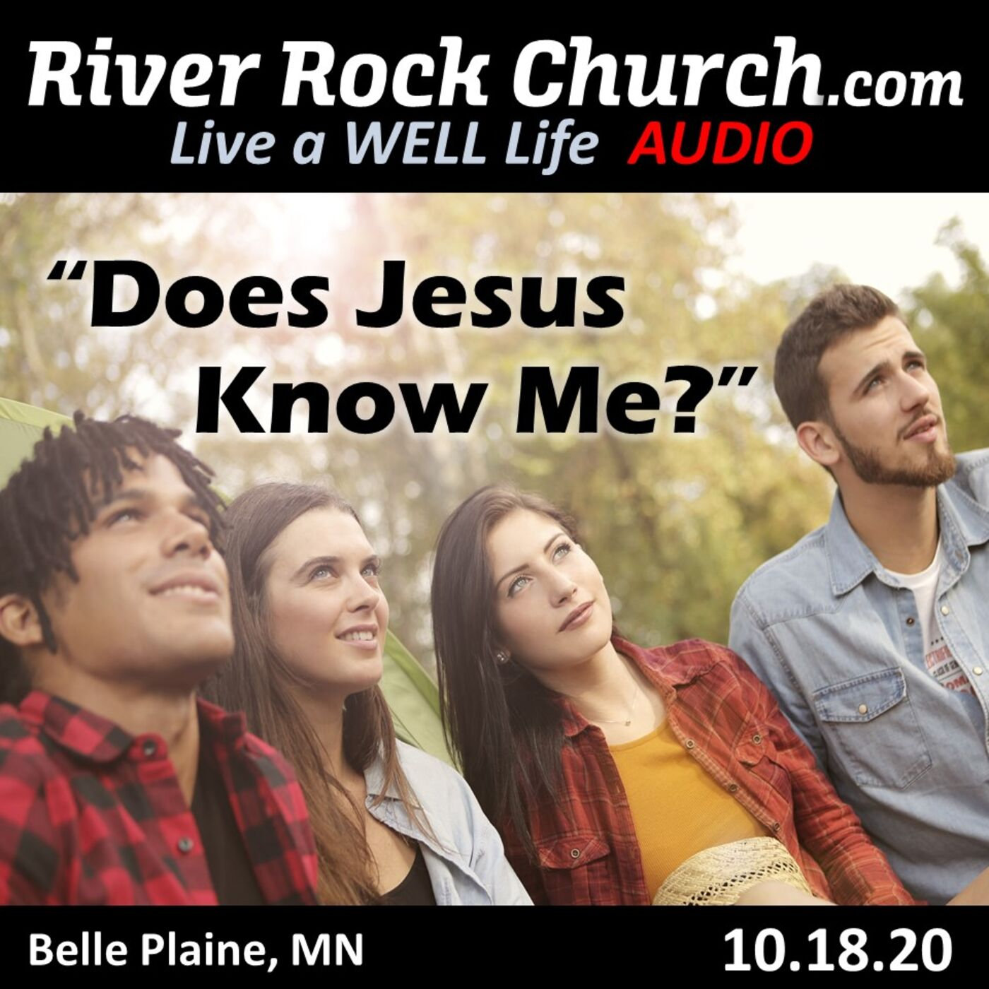 Does Jesus Know Me?