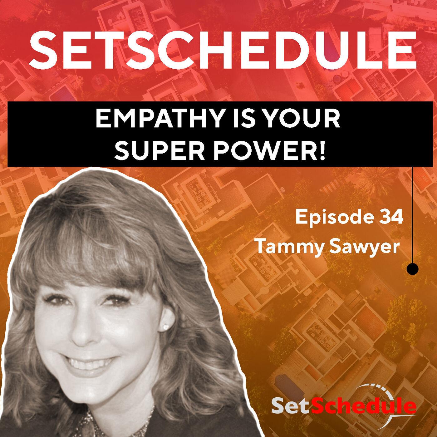 Empathy is your Super Power - Tammy Sawyer