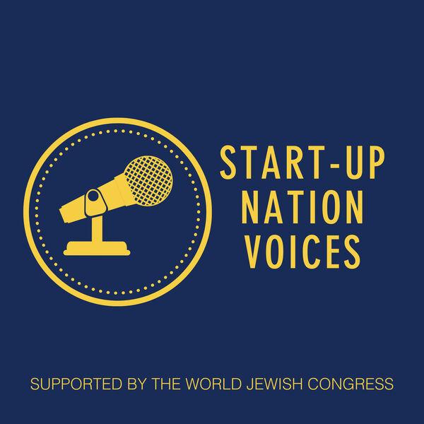 Start-Up Nation Voices Podcast Artwork Image