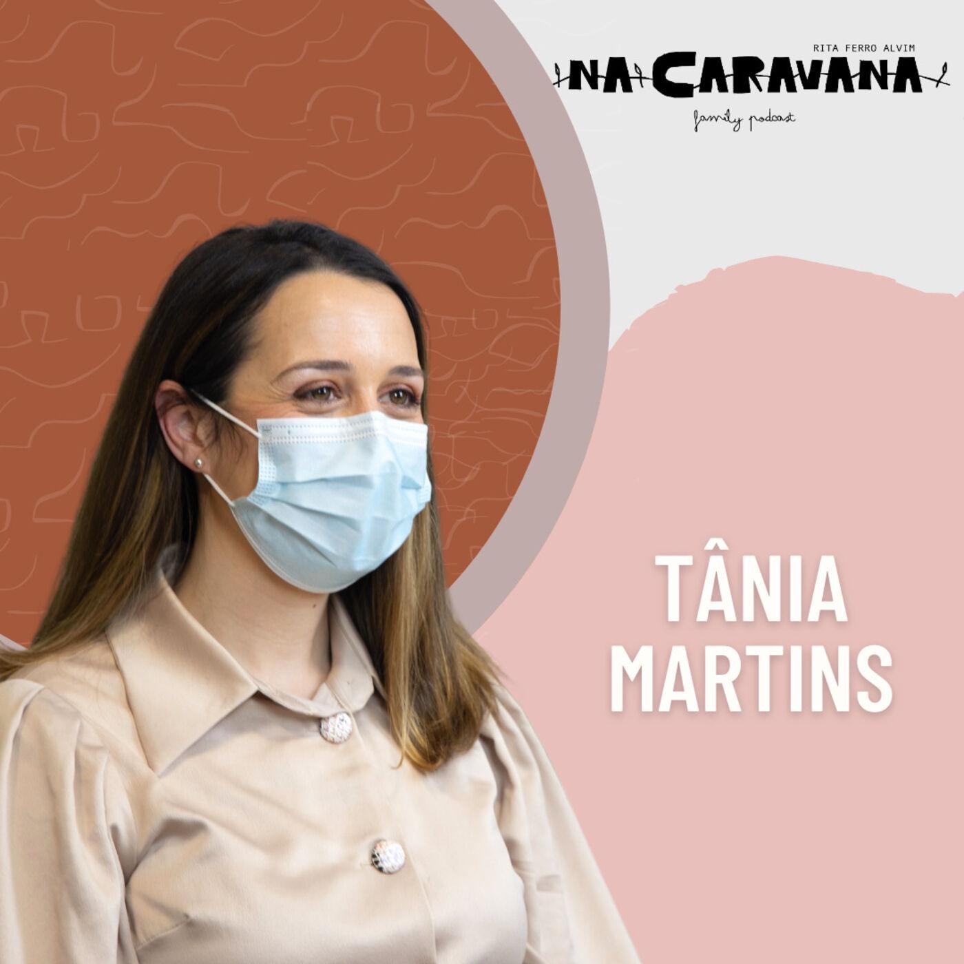N'A Caravana com Tânia Martins #77 Homestories, viver com os avós e construir família