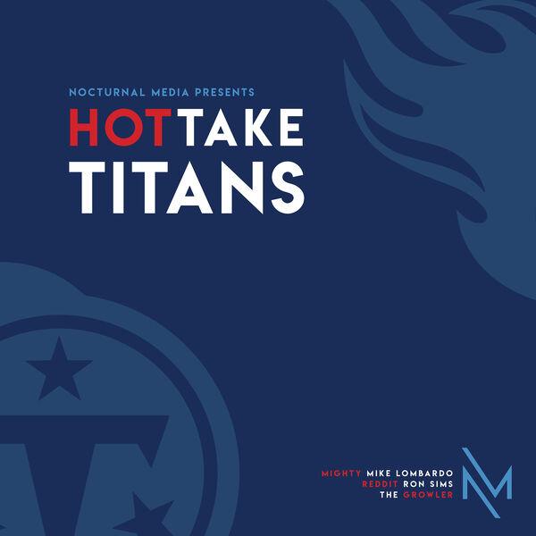 Hot Take Titans Podcast Artwork Image