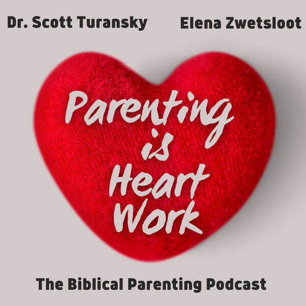 Parenting is Heart Work Podcast Artwork Image