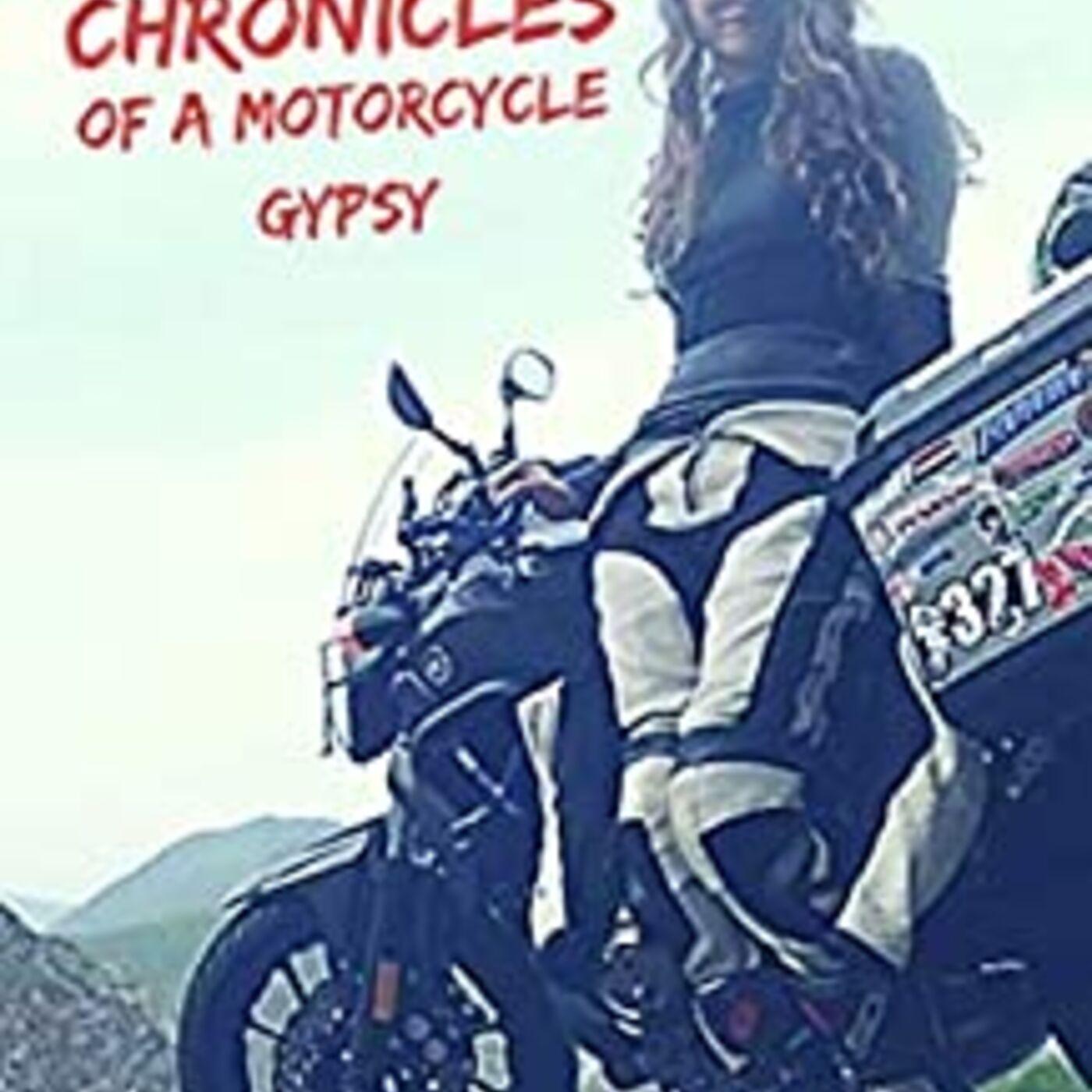 Episode 259 - Interview with Author & Motorcycle Traveler Tiffani Burkett