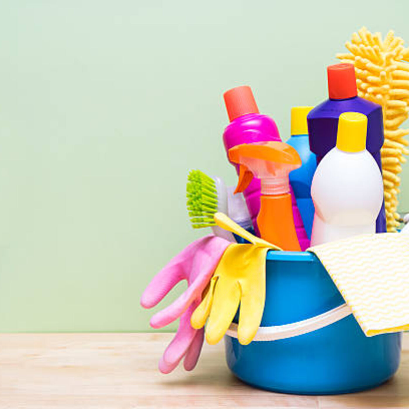 12. Grease Is The Word ... Well, Elbow Grease that is! Glen's Cleaners Tell Us More.