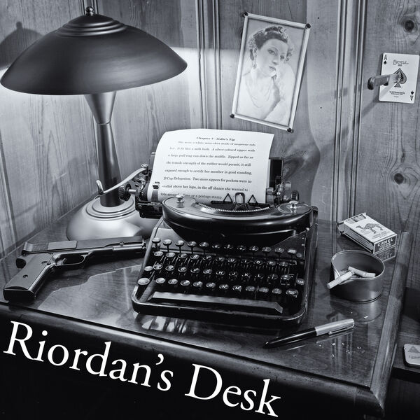 Riordan's Desk Podcast Artwork Image