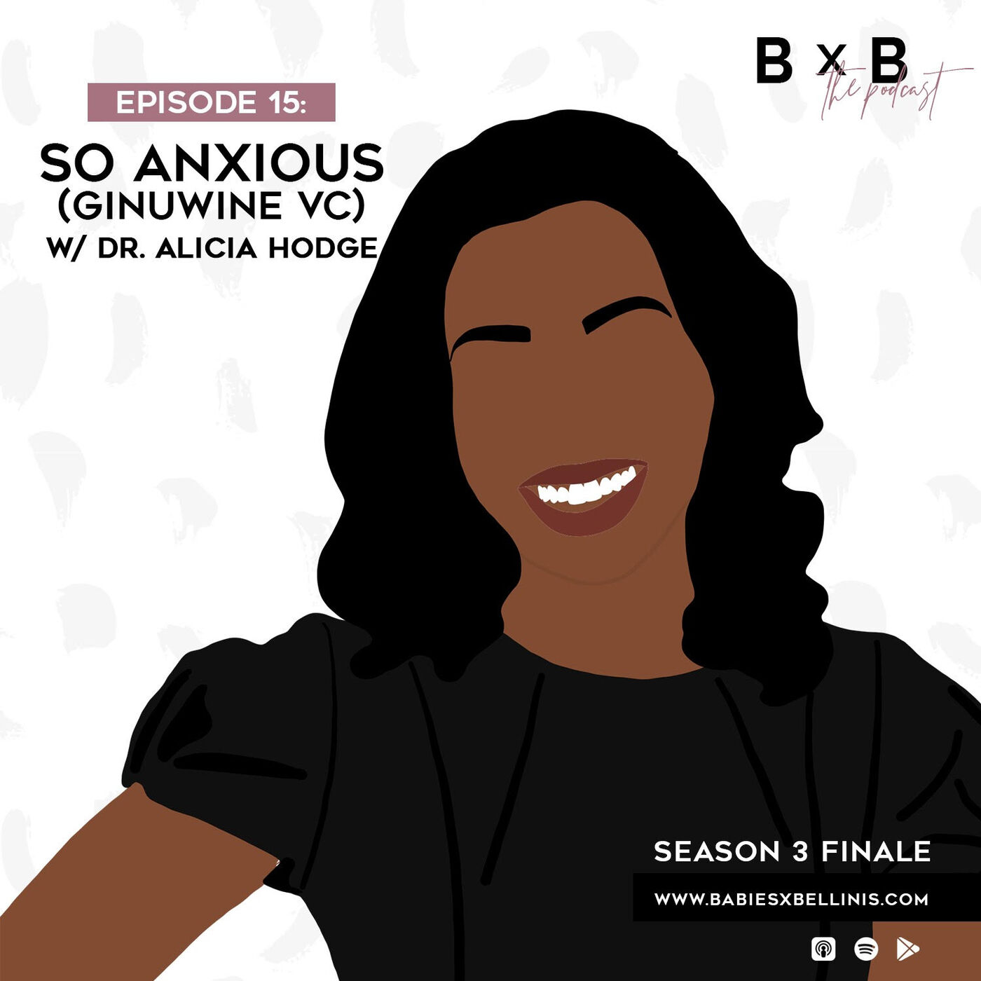 So Anxious featuring Dr. Alicia Hodge