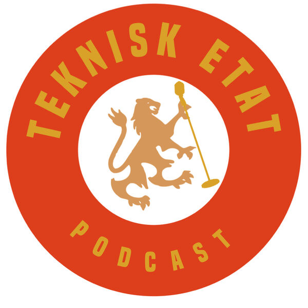 Teknisk Etat Podcast Artwork Image