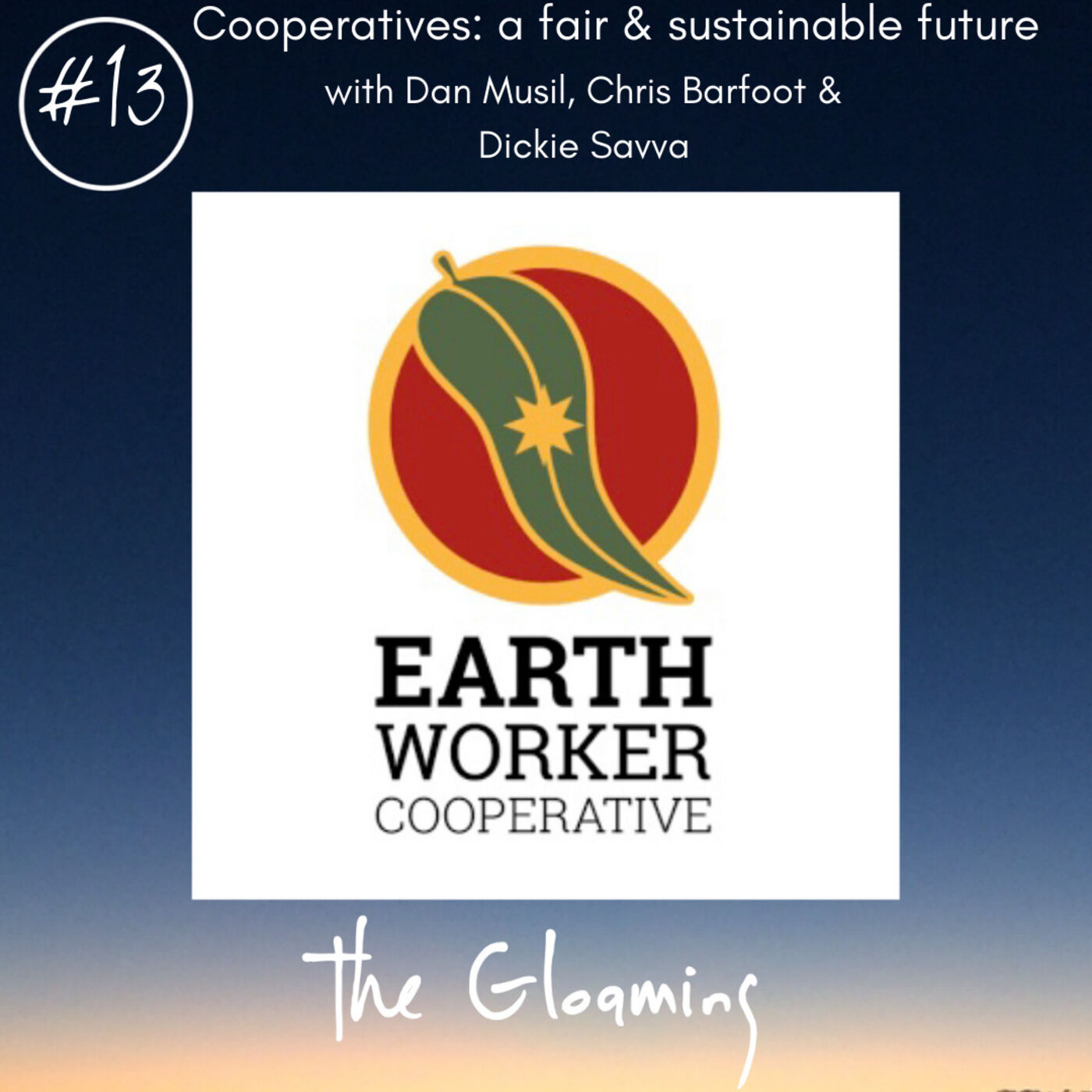 TG13: Cooperatives for a fair & sustainable future (with Dan Musil, Chris Barfoot & Dickie Savva)