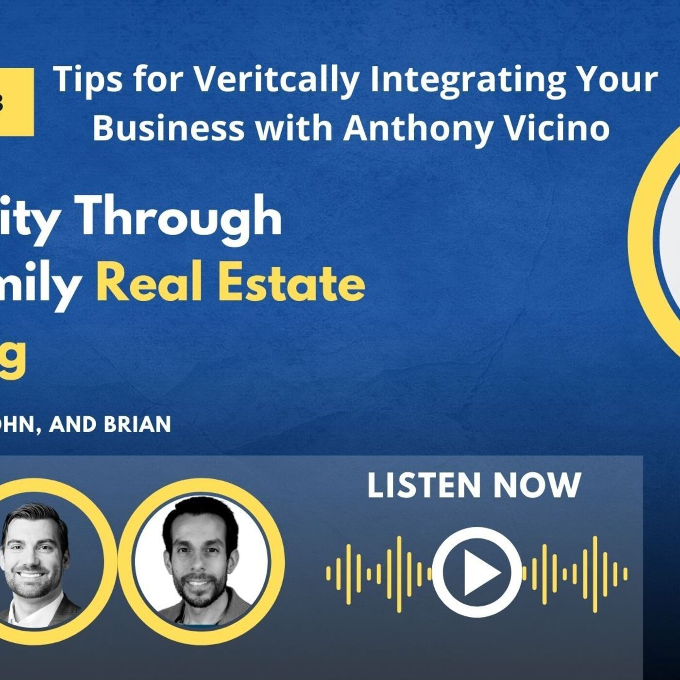 Tips for Vertically Integrating Your Business with Anthony Vicino
