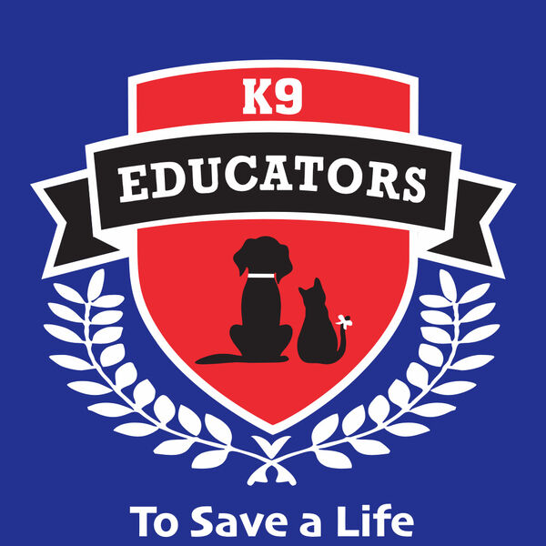 K9 Educators - To Save a Pets Life Podcast Artwork Image