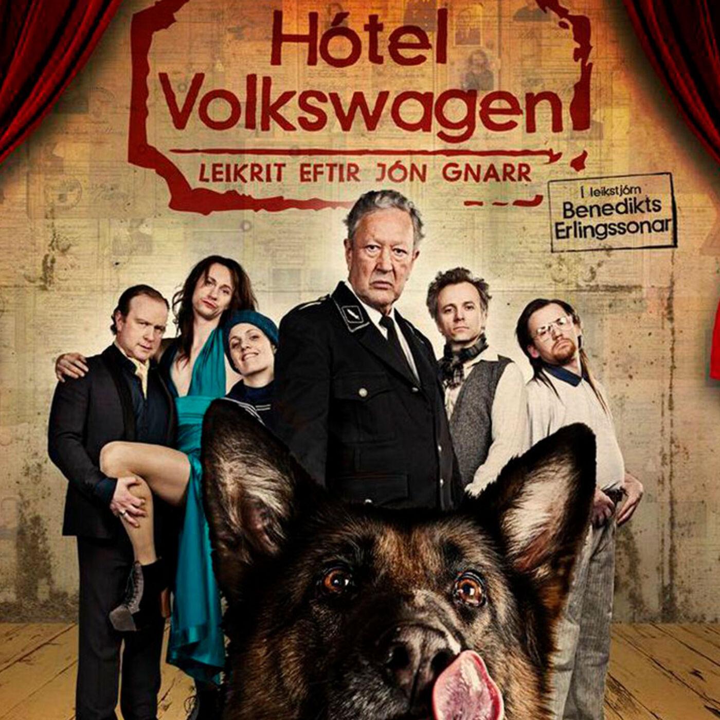 Leiklestur - Hotel Volkswagen