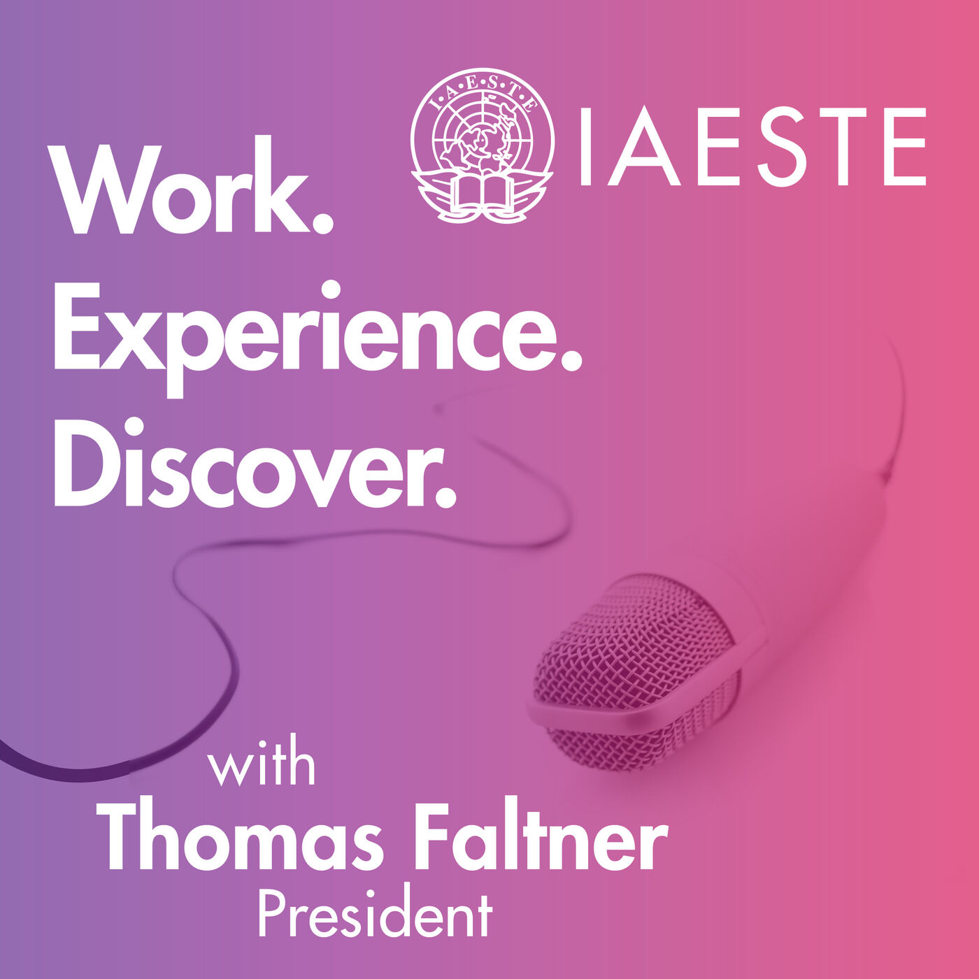 001 - A chat with President Thomas Faltner