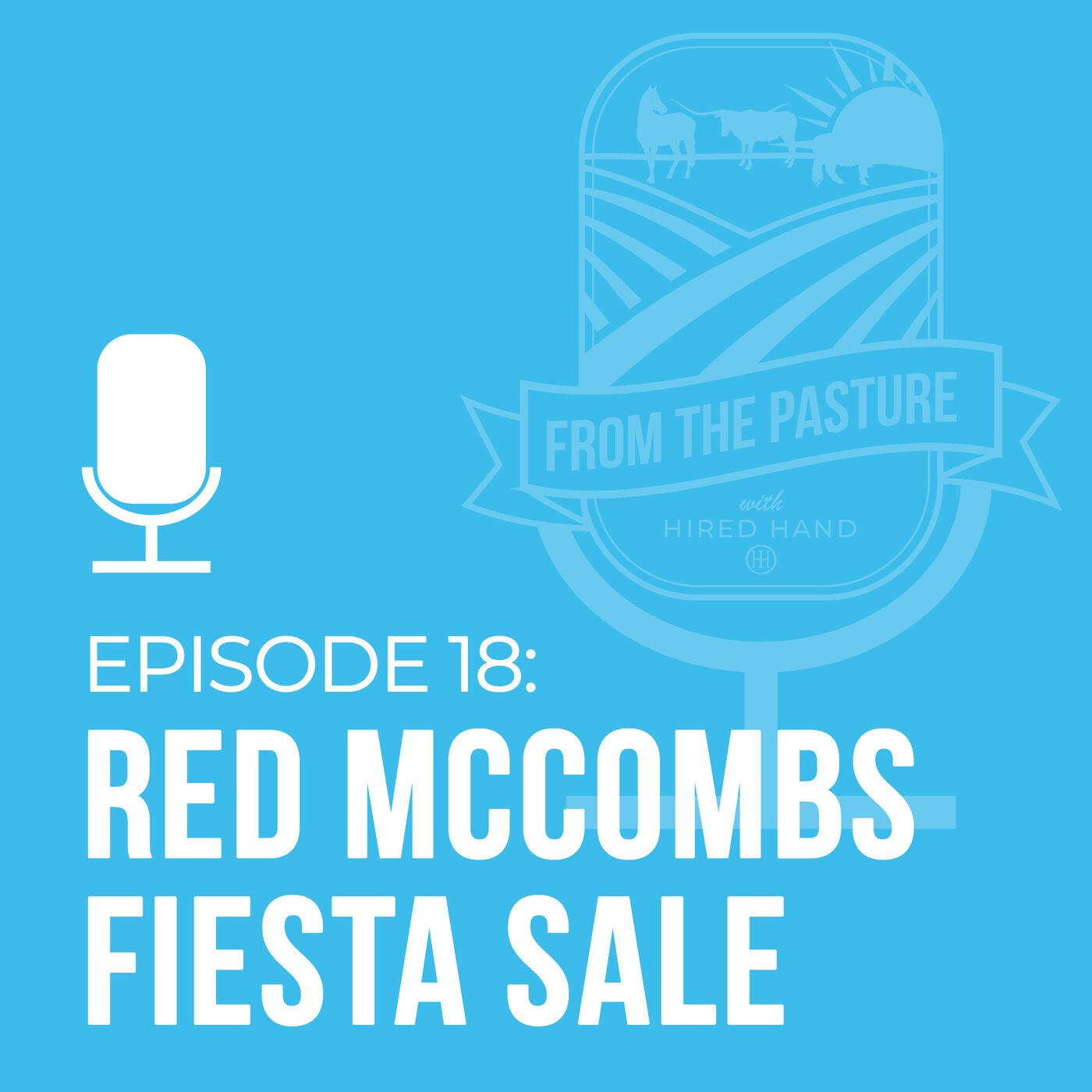Red McCombs Fiesta Sale