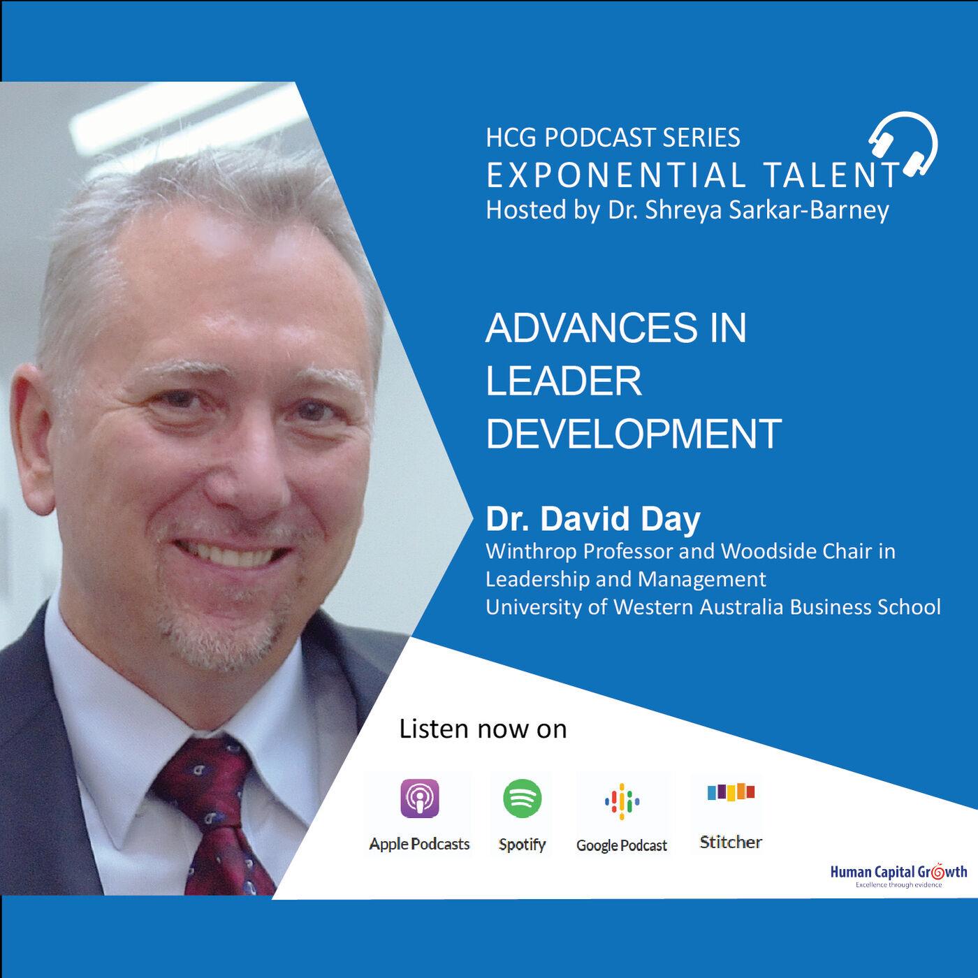 Advances in Leader Development