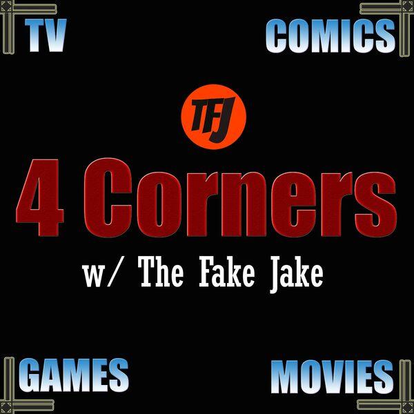 4 Corners Podcast Podcast Artwork Image
