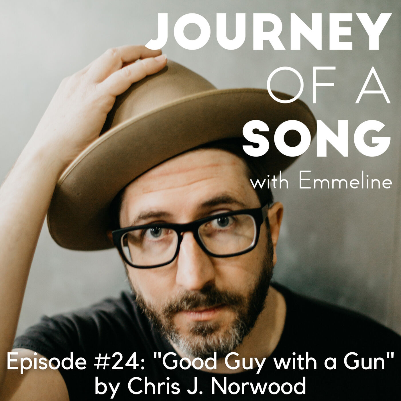 """Episode 24: """"Good Guy with a Gun"""" by Chris J. Norwood"""