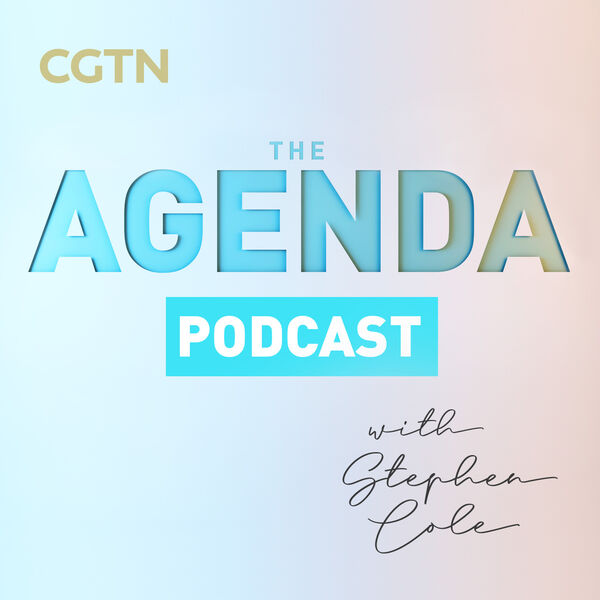The Agenda Podcast with Stephen Cole  Podcast Artwork Image
