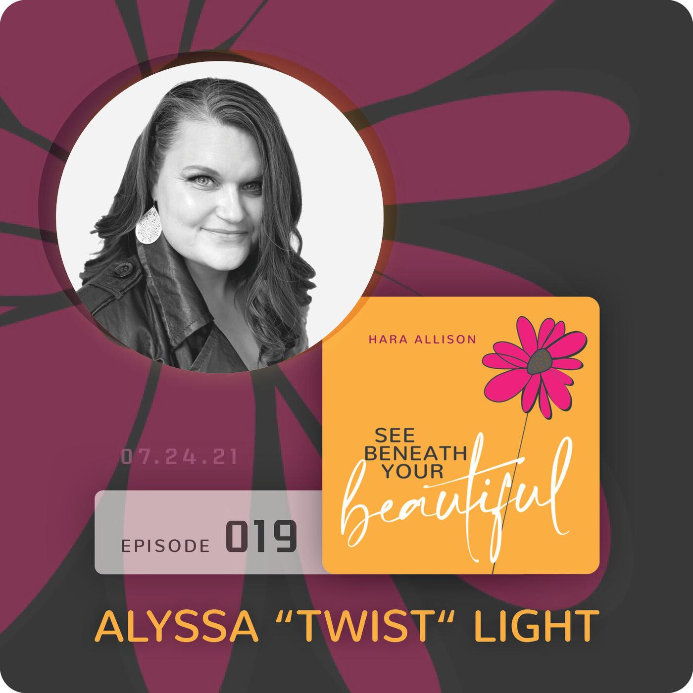 """019. Alyssa """"Twist"""" Light discusses being an ex-evangelical homophobe, fostering t(w)eens, providing respite care, embracing differences and disabilities, using language intentionally, and willingly suffering discomfort to learn"""