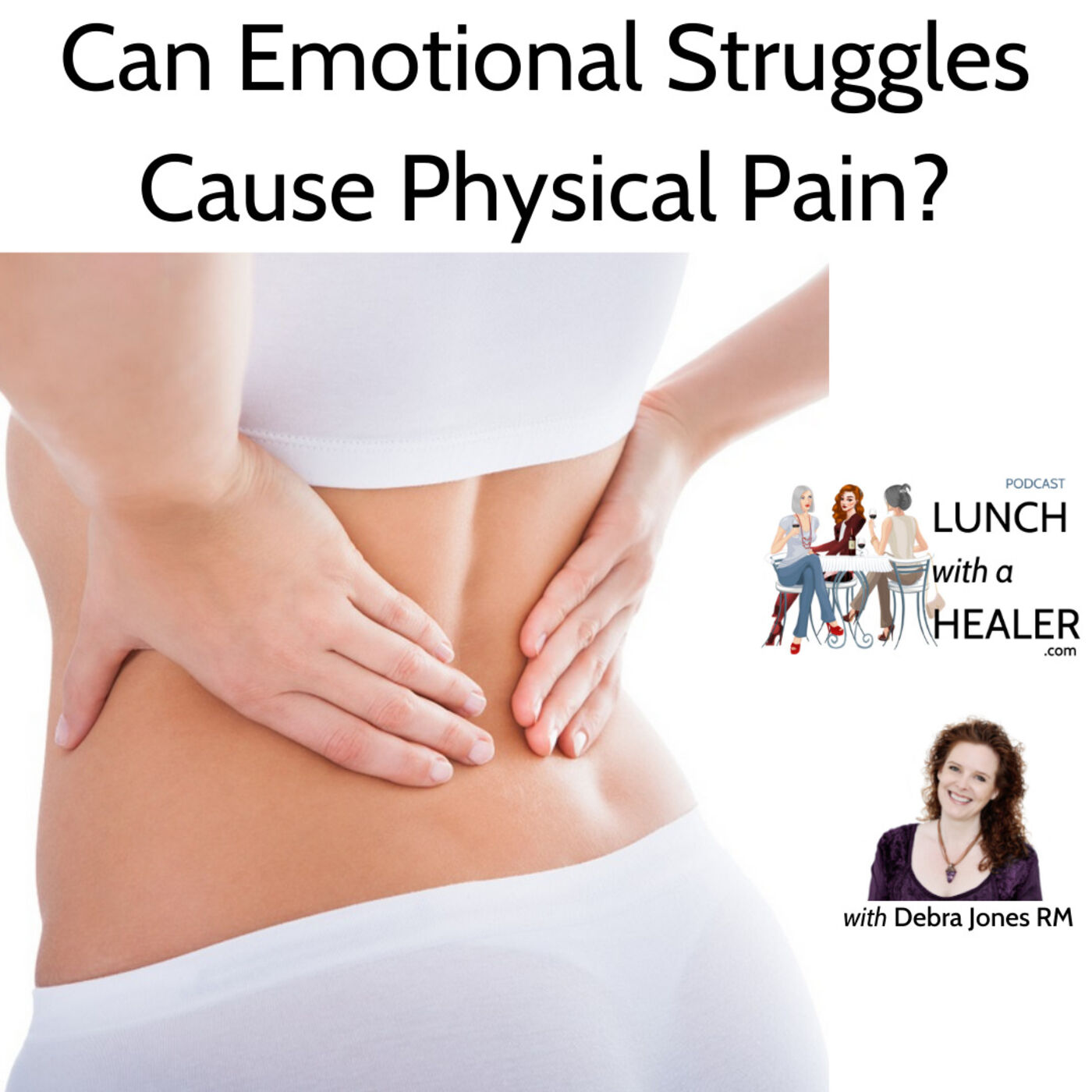 Can Emotional Struggles Cause Physical Pain?