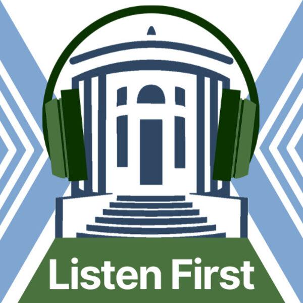 Listen First Podcast Artwork Image