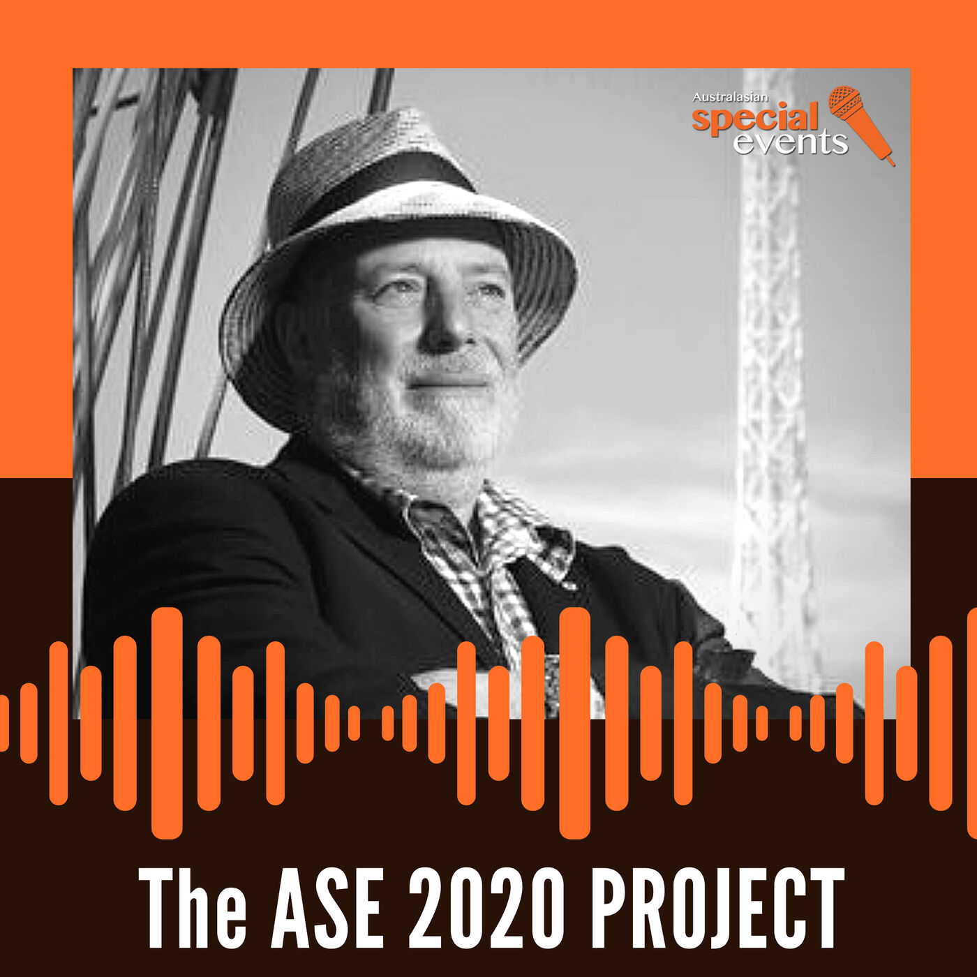 Ep 13a: Andrew Walsh AM - storyteller