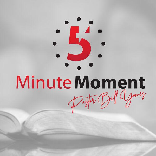 5 Minute Moments - Audio Devotional Podcast Artwork Image