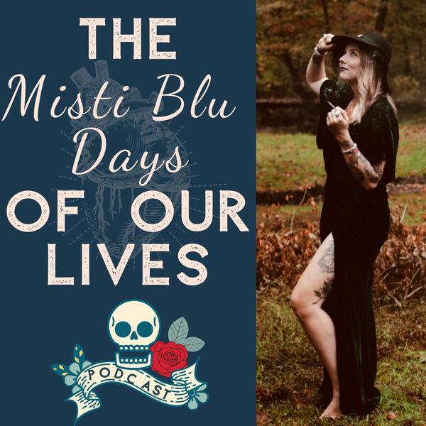 Misti Blu Days of Our Lives Podcast Artwork Image