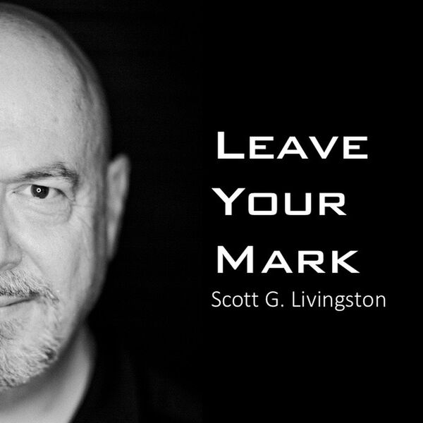 Leave Your Mark Podcast Artwork Image