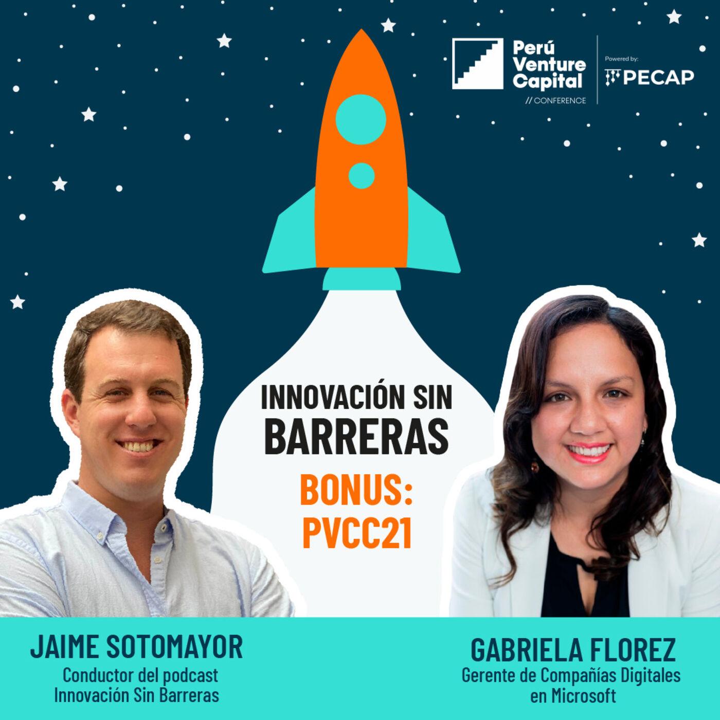 #PVCC21 — Gabriela Florez (Microsoft)