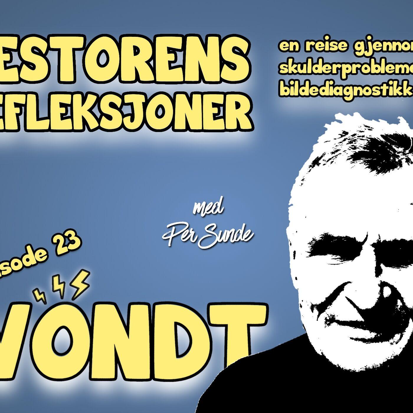EP 23: Nestorens refleksjoner del 2 - med Per Sunde