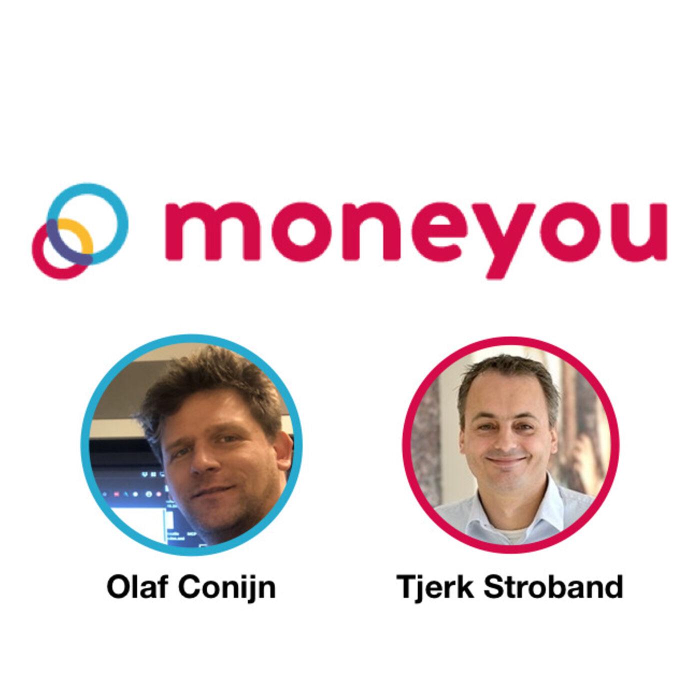 #5: Managing complex AWS organizations at Moneyou