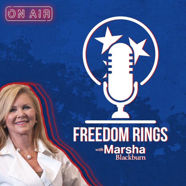 Freedom Rings with Marsha Blackburn Podcast Artwork Image