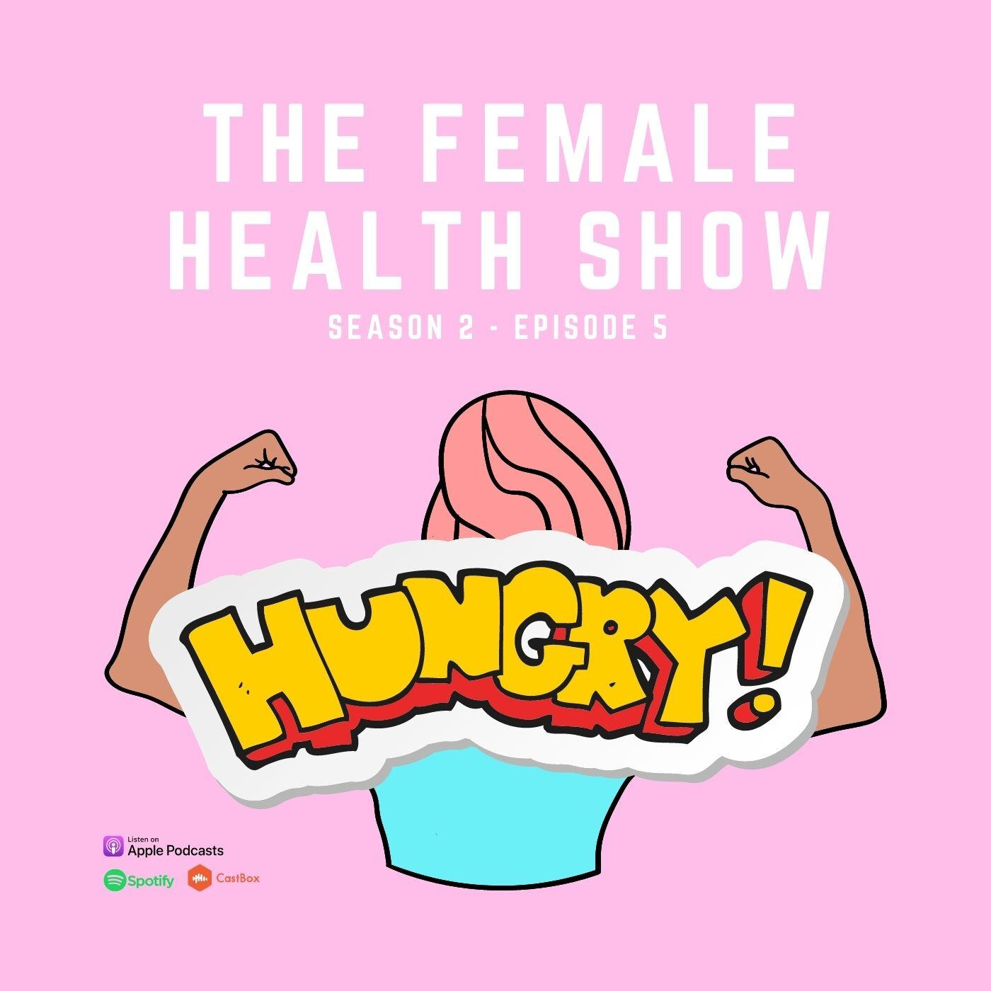 5 - Q&A; What being hungry actually means, how food affects mood, calorie deficits and binge eating.
