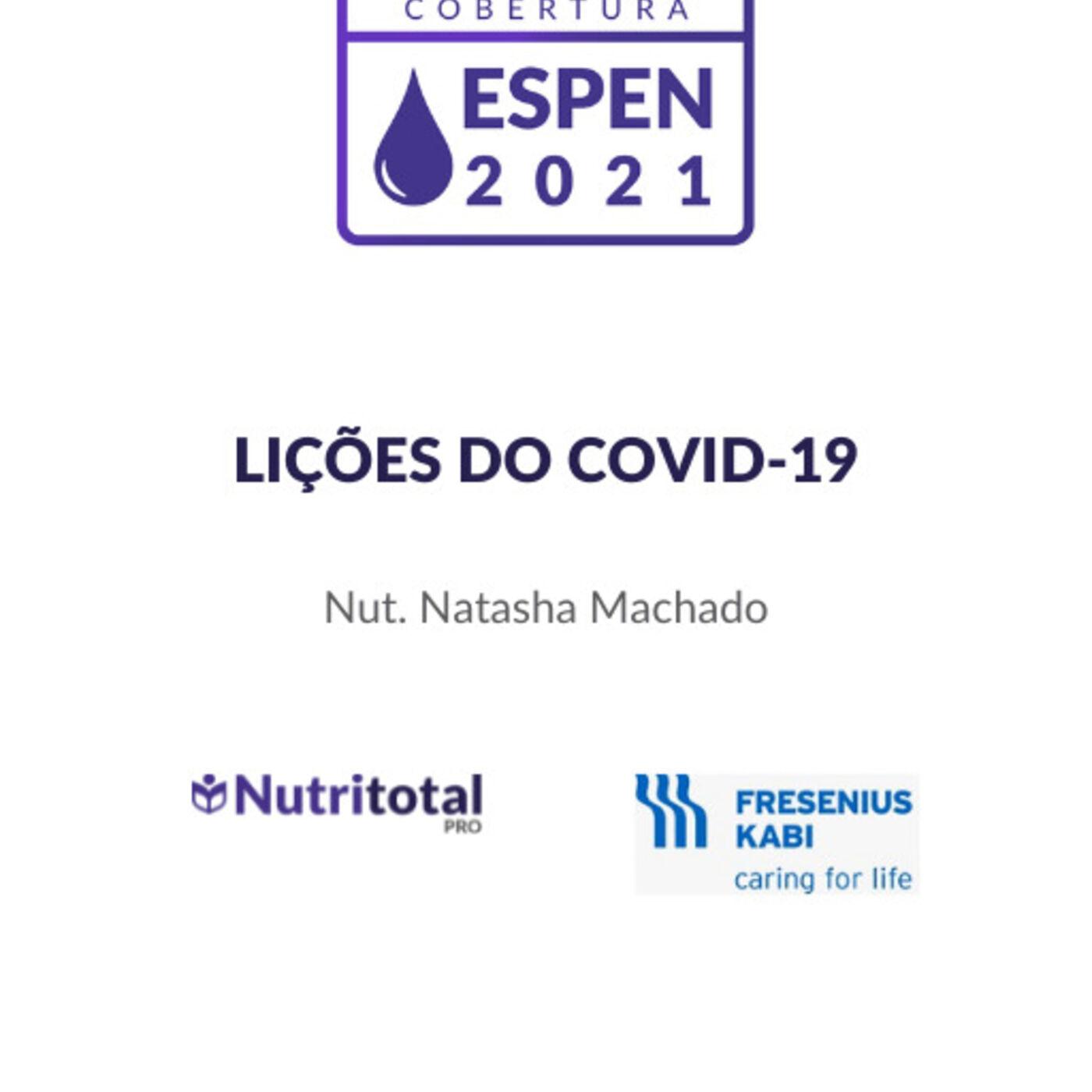 Congresso ESPEN 2021: Lições do COVID-19