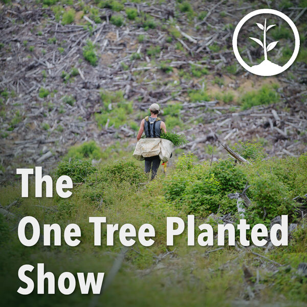 The One Tree Planted Show Podcast Artwork Image