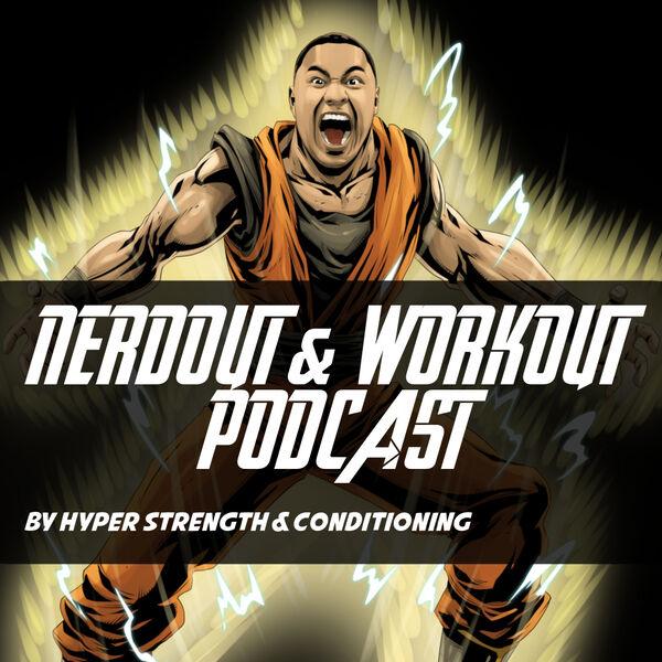 Nerdout & Workout Podcast Podcast Artwork Image